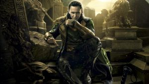 Thor The Dark World Loki by vgwallpapers