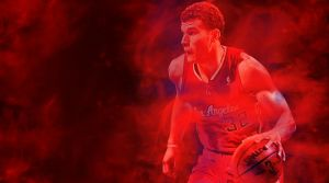 Blake Griffin by RGray525