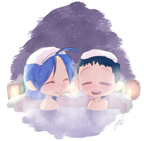 Onsen by JakeHercy