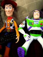 Let's Watch Toy Story by theOrangeSunflower