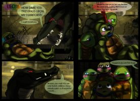 TMNT At Heart- CH1 - PG4 by DogmaticLoki