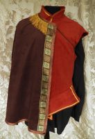 The Tudors inspired cloak PCC5-7 by JanuaryGuest