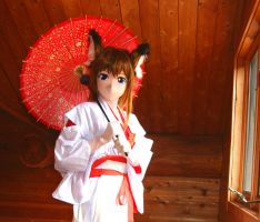 Photo-shooting OFF. October, 2014. - Kugen.10 by chocolate-array