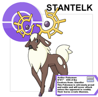 Stantelk by Cerulebell