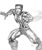 Sketches: Colossus II by FWACATA