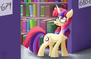 Such A Wealth Of Knowledge by wildberry-poptart