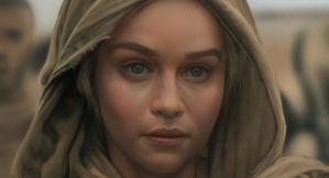 Mother of Dragons Detail by jmont