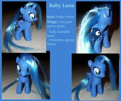 Custom Baby Luna by Gryphyn-Bloodheart