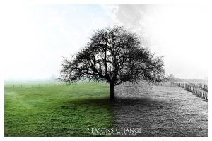 Seasons change. by beHead