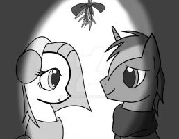 Emerald  and Craftis by Paladin0