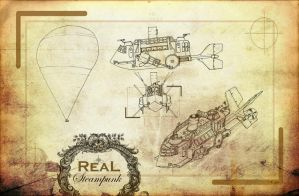 Real Steampunk by GeneralVyse