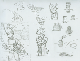 doodle page- 7.17.06 by Rachel1987
