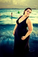 From the ocean I crept by StellaDean