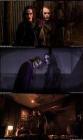 Clowns V2 (scenes 1-2-3) The Joker / The Crow by SexiestJoker