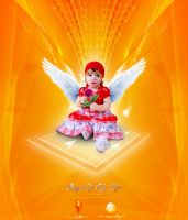 ANGEL OF MY LIFE by alnour