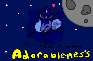 The Codex Does Not Support Adorable by Stickfiguresrule321