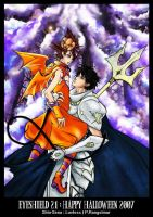 HappyHalloween2007Eyeshield21 by luvlessparadise