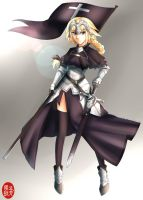 La Pucelle by NDTwoFives