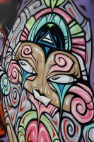 Melbourne Graffiti Moasic by nenad05