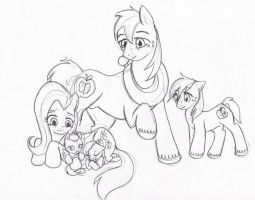 Macinshy Family by Tristanjsolarez