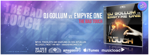 Timeline Cover Dj Gollum a Empyre One by Djblackpearl