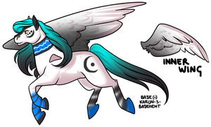 CHEAP Pegasus Adopt by NyanNyanLoveAdopts