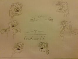 Brohoof! by French-Brony2727