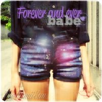 Forever and ever babe by TheYamiiSa