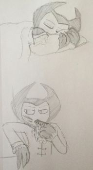 More Noble Bendy Doodles by ShinySmeargle