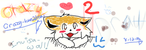 Crazy's love 2 draw by crazy-love2draw