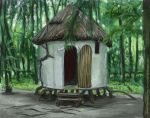 some house from museum by ringonoki