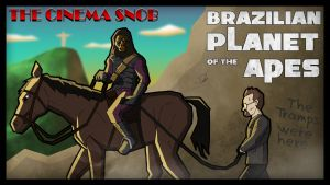 Brazilian Planet of the Apes by ShaunTM