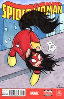 Spider-Woman (MLP Style) by RetroStarLing