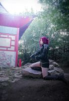 Code Geass. Kallen Kozuki. Caution! by SarinaAmazon