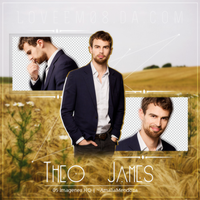 THEO JAMES PNG Pack #7 by LoveEm08
