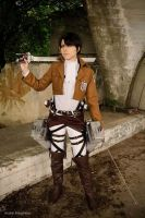 Believe in the survey corps and me by MadMiyo