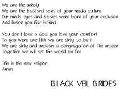 BVB NEW RELIGION by wind-blown-wolf