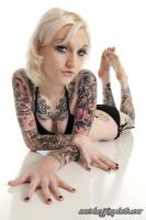 Love and tattoos by carnyrabbit
