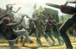 resident evil 5 by MCfrog