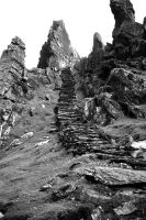 Skellig - Stairway to heaven by Keesa