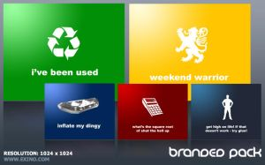 Branded Pack by elusive