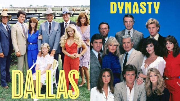 Dallas And Dynasty by RoyPrince