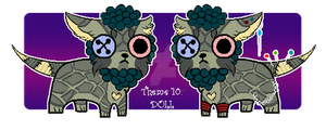 10. Doll - Little Creature Auction [CLOSED] by Frgt10Kat-Adoptz