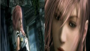 Lightning Final Fantasy XIII-2 by bleedingheart10