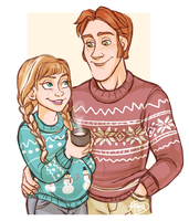 All I Want For Christmas by naomi-makes-art73