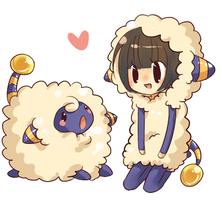 Mareep And Maari by Maari-Erein