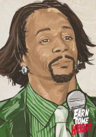 Katt Williams by EarnSomeHeight