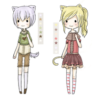 (CLOSED) Collab Adoptables: KouakumaAdopts by NeoAbyss-Adopts