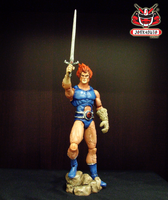 ThunderCats : Lion - O : 01 by wongjoe82