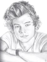 Harry Styles by Mesymes